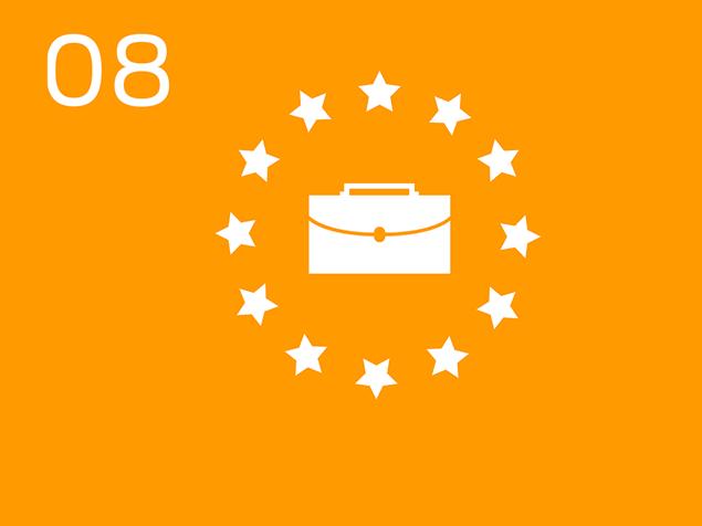 08 European symbol infographic