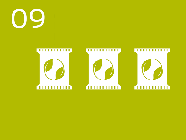 09 recycling packaging infographic