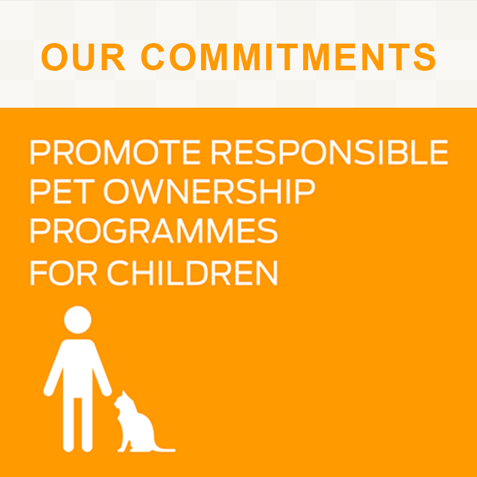 Commitments children and pets