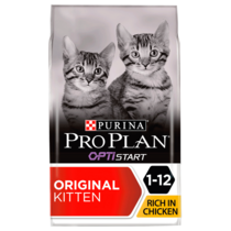 PRO PLAN Kitten OPTISTART Chicken Dry Cat Food