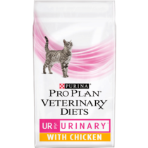 PRO PLAN VETERINARY DIETS UR Urinary Chicken Dry Cat Food