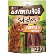 Adventuros® Buffalo Dog Treats