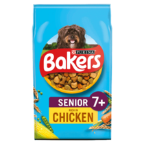 BAKERS® Senior Chicken with Vegetables Dry Dog Food