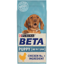 BETA® Puppy Chicken Dry Dog Food