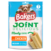 BAKERS® Joint Delicious Medium Dog Chicken Dog Chews