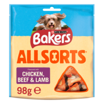 BAKERS® Allsorts Dog Treats