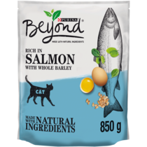 BEYOND® Salmon with Whole Barley Dry Cat Food