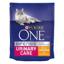 PURINA ONE Urinary Care Chicken and Wheat Dry Cat Food
