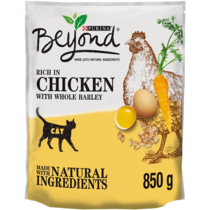 BEYOND® Chicken with Whole Barley Dry Cat Food