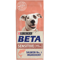BETA® Sensitive Salmon Dry Dog Food