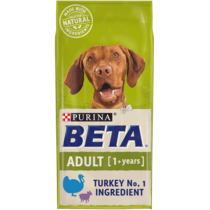 BETA® Turkey and Lamb Dry Dog Food