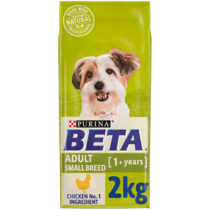 BETA® Small Breed Chicken Dry Dog Food
