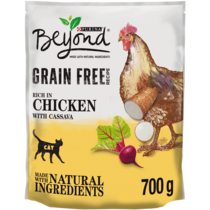 BEYOND® Grain Free Chicken with Cassava Dry Cat Food