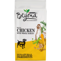 BEYOND® Rich in Chicken with Whole Barley Dry Dog Food