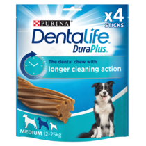 DENTALIFE® DuraPlus Medium Dog Dental Dog Chews