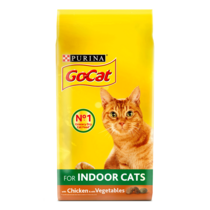 GO-CAT® Indoor Chicken Dry Cat Food