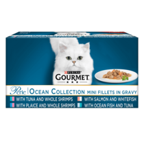 GOURMET® Perle Ocean Collection Wet Cat Food