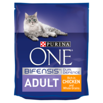 PURINA ONE® Chicken and Wholegrain Dry Cat Food