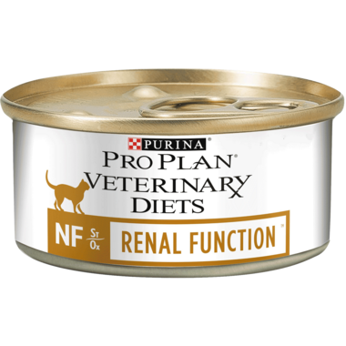 PRO PLAN VETERINARY DIETS NF Renal Function Wet Cat Food Can