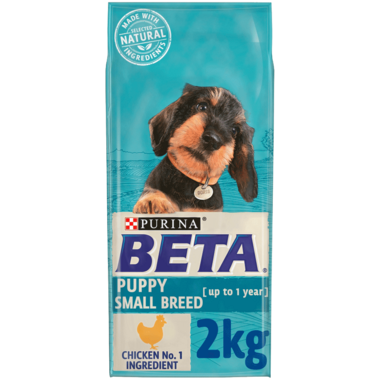 BETA® Puppy Small Breed Chicken Dry Dog Food