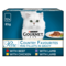 GOURMET Perle Country Favourites in Gravy Wet Cat Food
