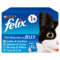 FELIX® Fish Selection in Jelly Wet Cat Food