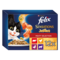 FELIX® Sensations Jellies Meaty Variety Wet Cat Food